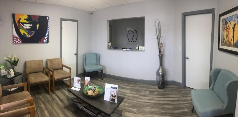 Waiting Area | Fort Lauderdale Dentist Office